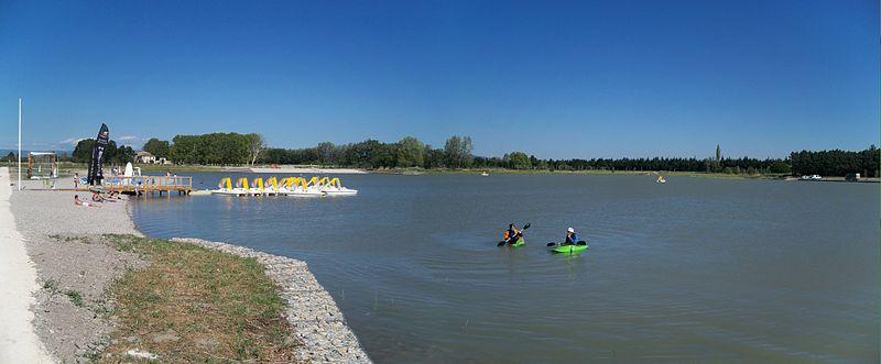 Lac de Monteux