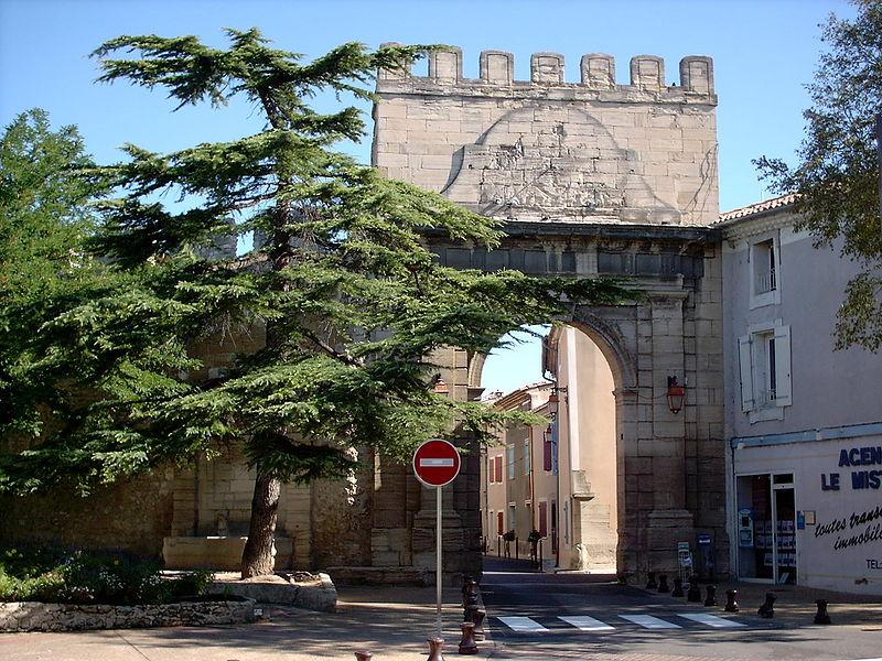 Porte d'Avignon