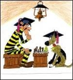 Q14. Aux échecs, qu'est-ce qu'une